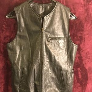 Other - Soft Leather Women's Vest
